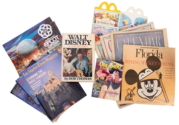 "Walt Disney World ""Eyes & Ears"" Newsletters. Over 100 Issues."