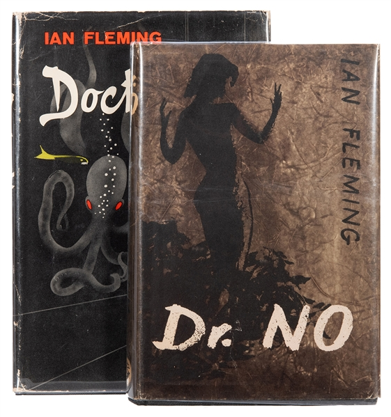 Fleming, Ian. Dr. No.