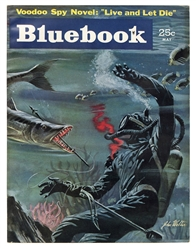 """Live and Let Die"" [appearing in: Bluebook Magazine, Volume 99, Number 1]."