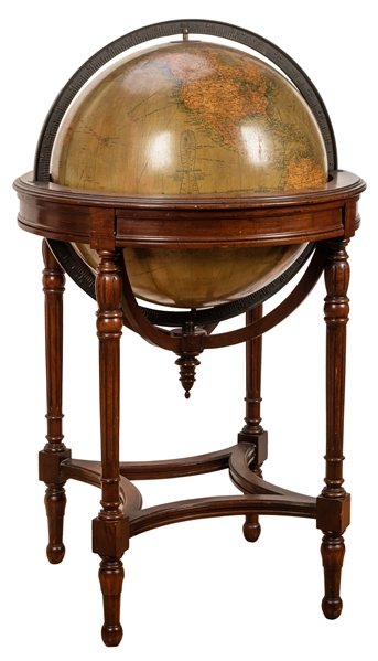 Philips' 18-inch Merchant Shippers' Globe.