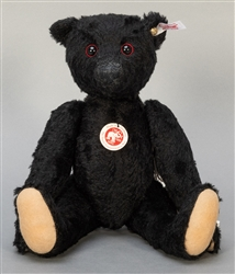 Steiff Titanic Mourning Bear 2012 Replica Sample Version. P...