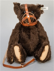 Steiff Muzzle Bear 1908 Replica Limited Edition. 1991. Numb...