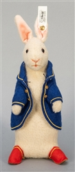 Steiff Peter Rabbit Pre-Production Sample. A sample/prototy...