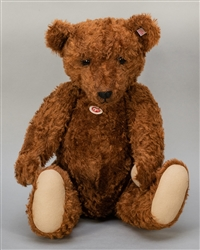"Steiff ""Will"" Large Teddy Bear 2008. One of 1,000 examples...."