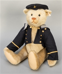 "Steiff ""Kapitan"" Captain / Sailor Pre-Production Teddy Bear..."