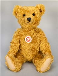 Steiff Side to Side Mechanical Teddy Bear Limited Edition. ...
