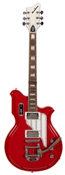 Eastwood Airline Map DLX Electric Guitar. Tribute to Nation...