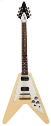 Epiphone Custom Shop Flying V. Limited edition reissue. Sol...
