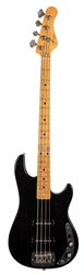 G & L SB-2 Electric Bass Guitar. 1980s. Offset double cutaw...