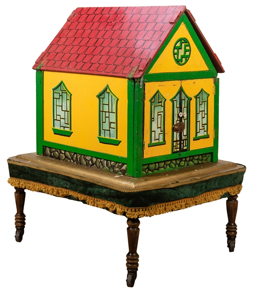 Birch, McDonald. McDonald Birch's Doll House Illusion. Circ...