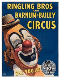Ringling Bros. and Barnum & Bailey. See You At the Greatest...