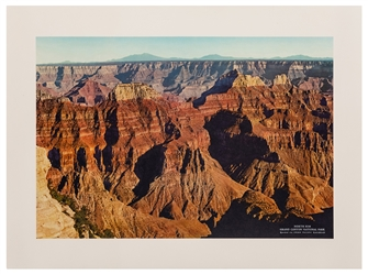 North Rim Grand Canyon National Park / Union Pacific Railro...
