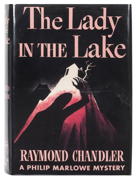 CHANDLER, Raymond (1888–1959). The Lady in the Lake. New Yo...