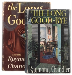 CHANDLER, Raymond (1888–1959). The Long Goodbye. London: Ha...